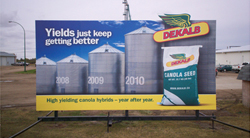 Canola Mobile Billboard